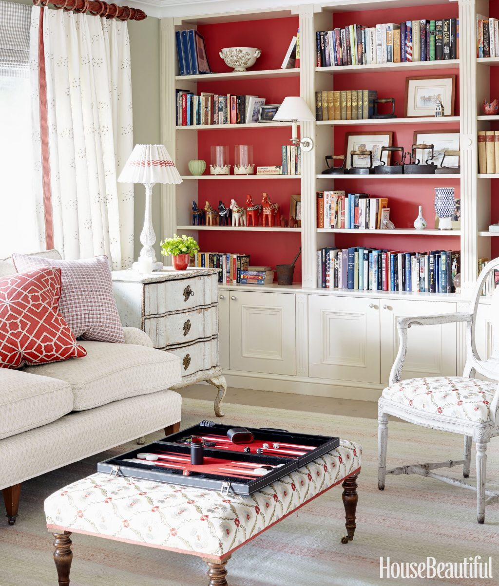 This Home Will Convince You To Decorate Swedish Style Bookshelves