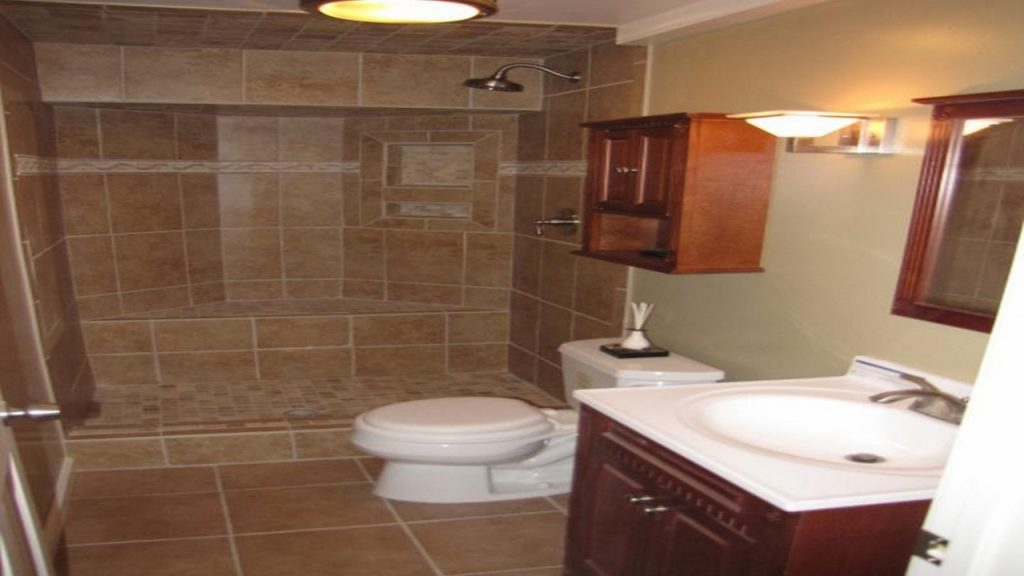 Tiny Basement Redo Small Basement Remodel Small Basement Bathroom
