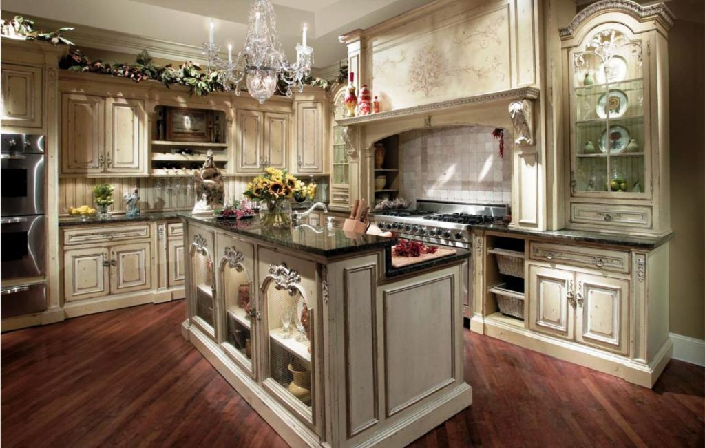 Top 78 Preferable Wonderful Antique White Country Kitchen Cabinets