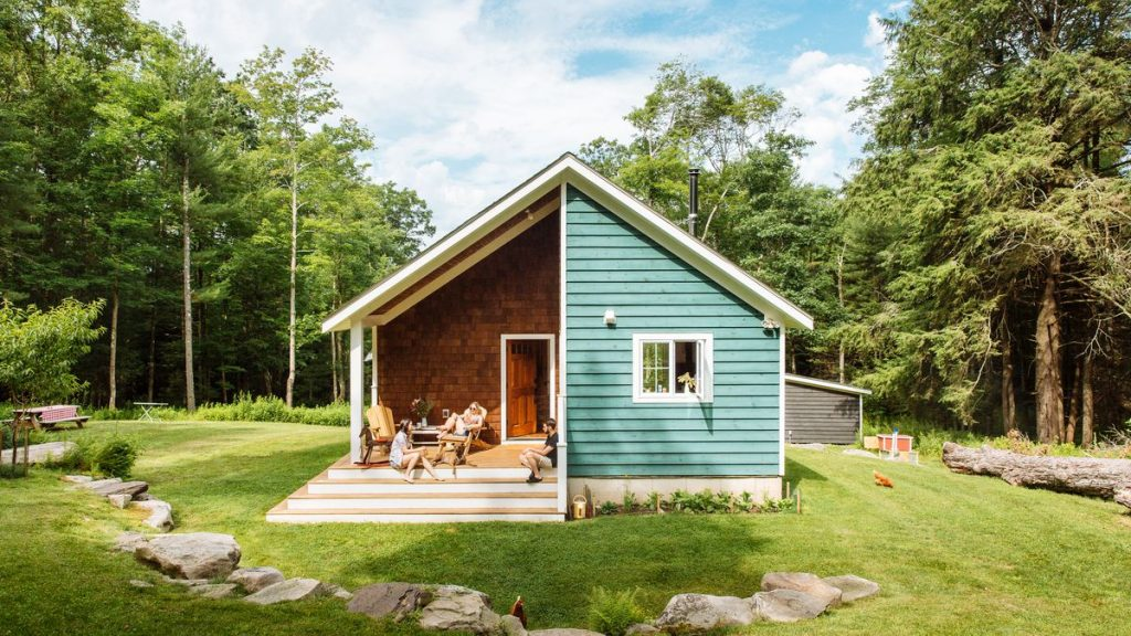 Tour Some Of Upstate New Yorks Best Homes From Woodsy Cabins To