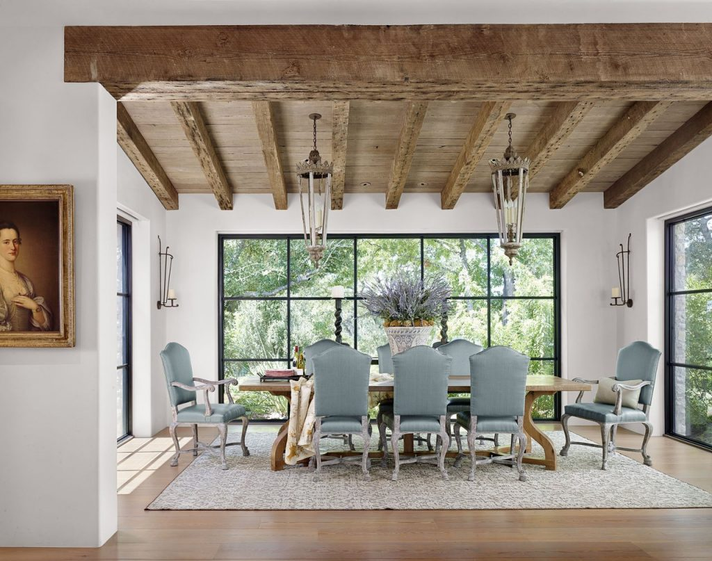Trending Wood Ceiling Treatments Beams Planking