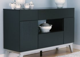 Modern Dining Room Buffet Sideboard