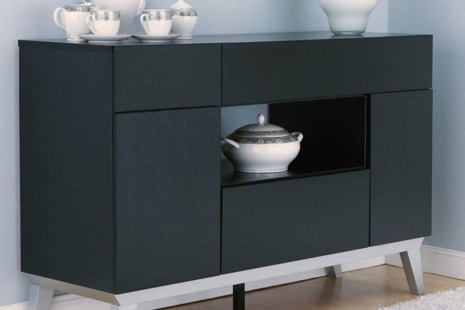 Ultra Modern Dining Room Buffet Table Modern Mixers In 2019