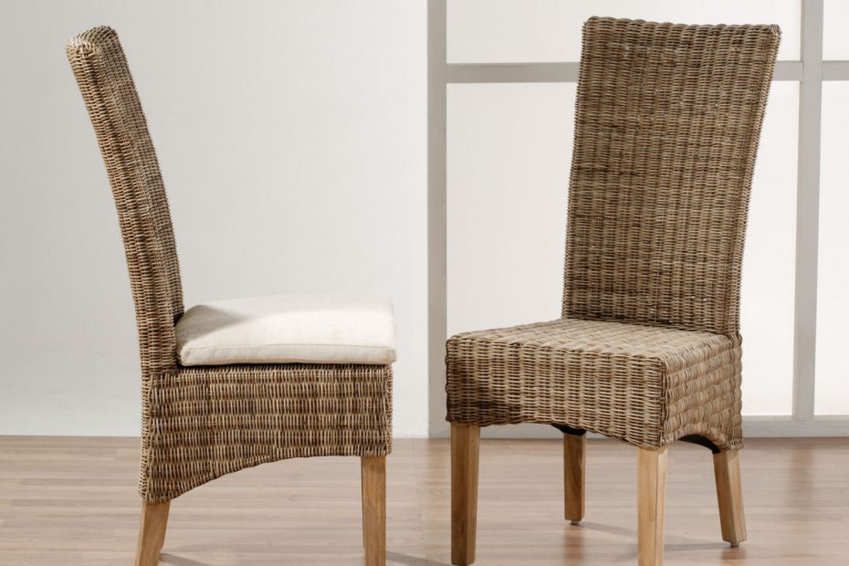 Unique Good Indoor Wicker Dining Chairs Tuckr Box Decors Good