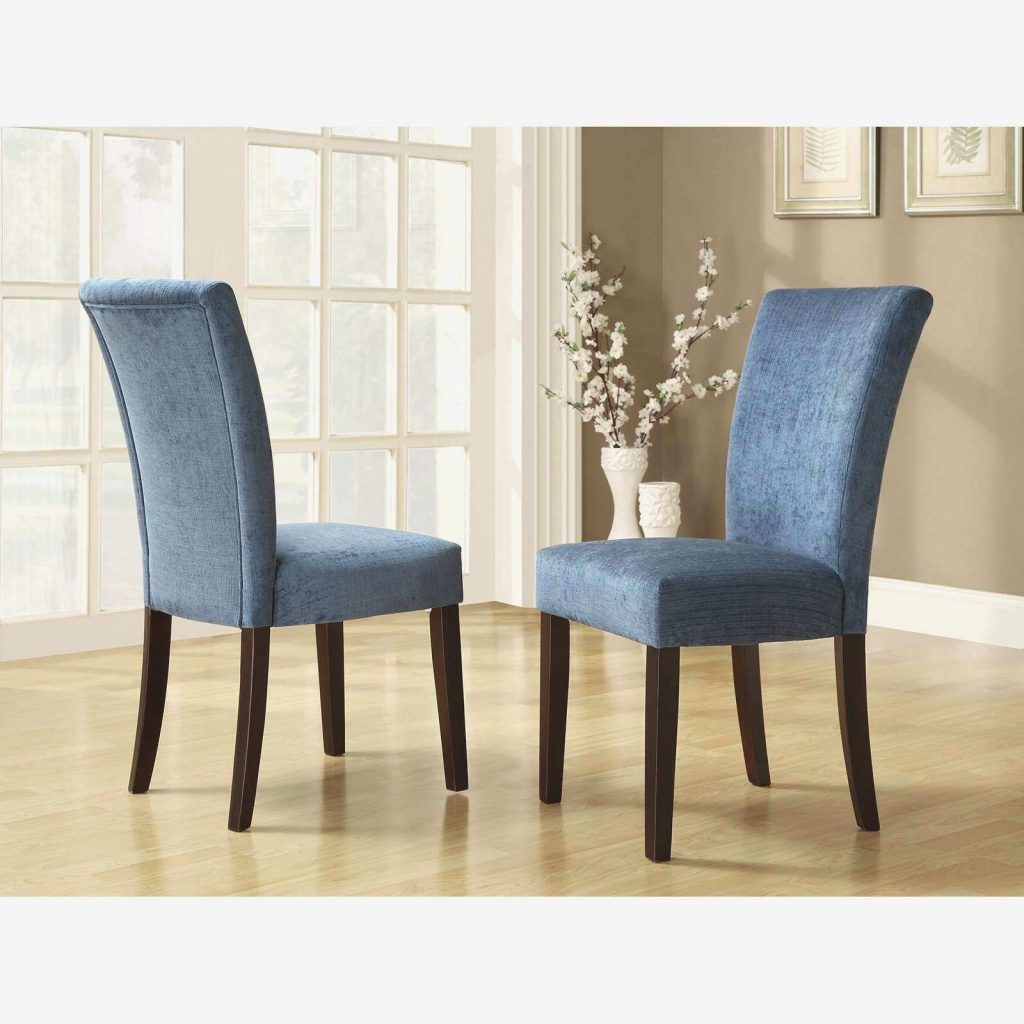Upholstered Parsons Dining Room Chairs Unique New Parson Dining