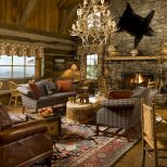 Warm And Inviting Rustic Living Room Ideas Midcityeast