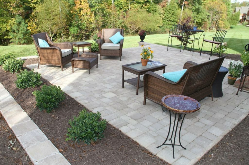 Weird Backyard Patio Ideas Hardscape From Sauders Supply Wikroom