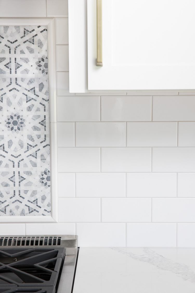 White Subway Tile With Gray Grout My Favorite Grays Driven Decor