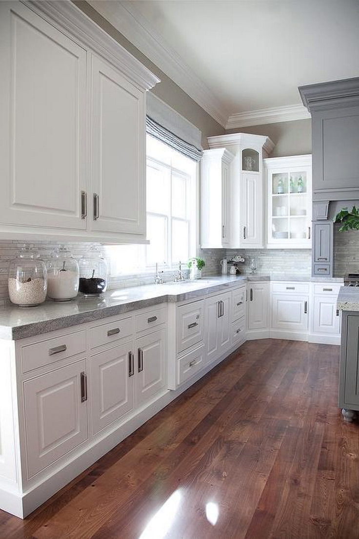 Why White Kitchen Interior Is Still Great For 2019 Barn Ideas