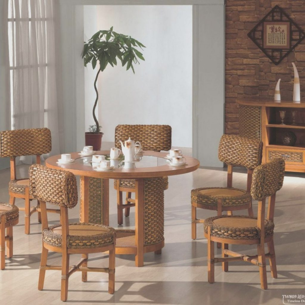 Wicker Dining Chairs Indoor Lachlan Indoor Dining Chair Cushion