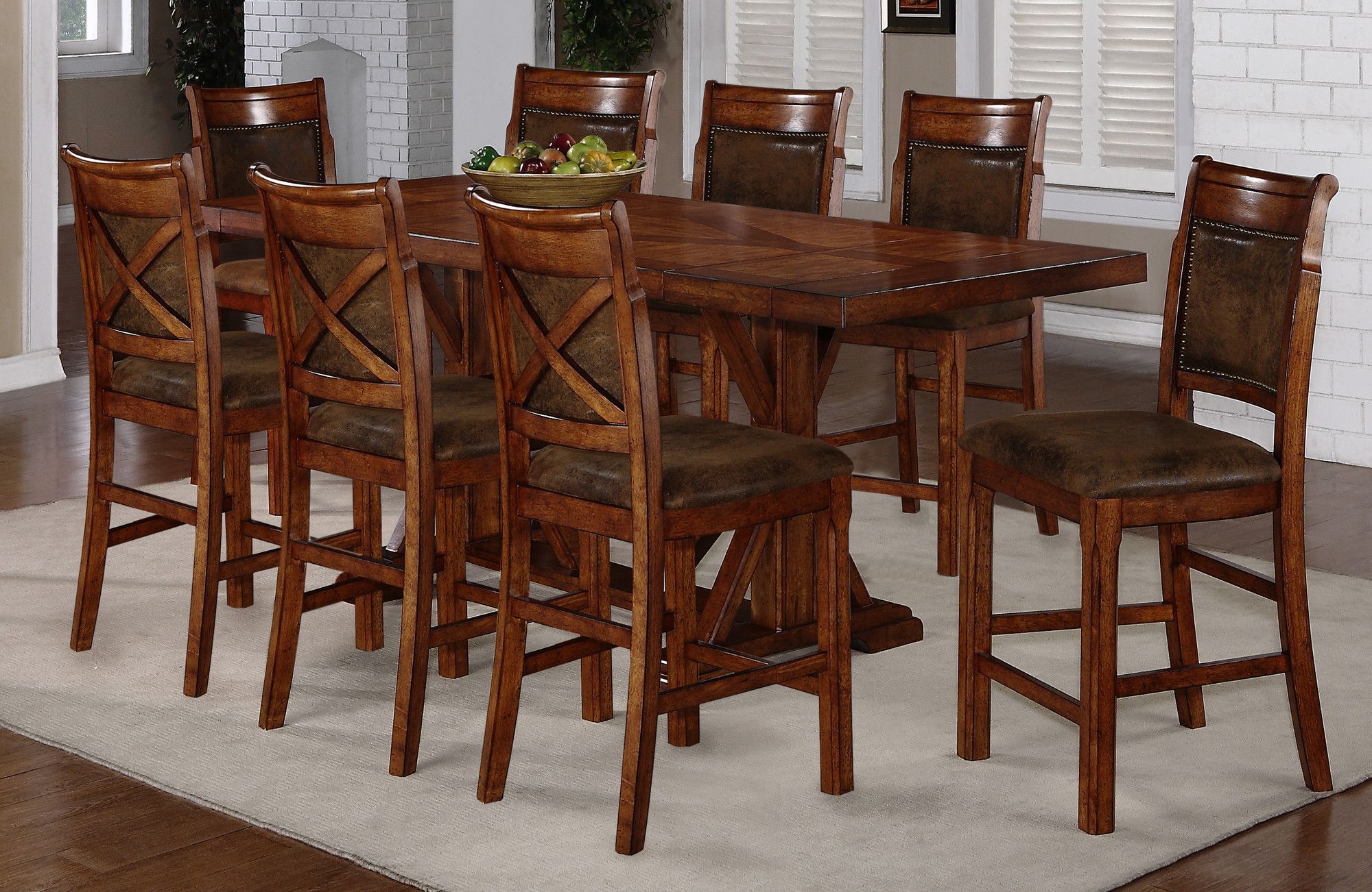 Wildon Home Counter Height Extendable Dining Table Ebay Layjao