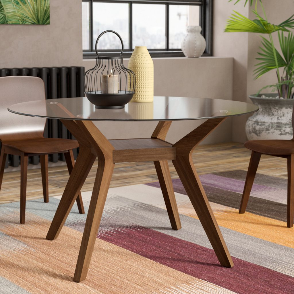 Wildon Home Melinda Dining Table Base Wayfair