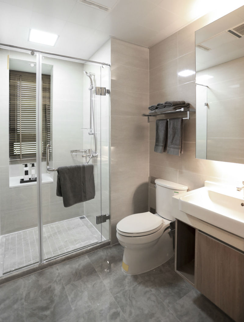 Window In Your Shower 7 Ways To Maintain Privacy In The Bathroom