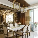 Dining Rooms with Wood Ceilings