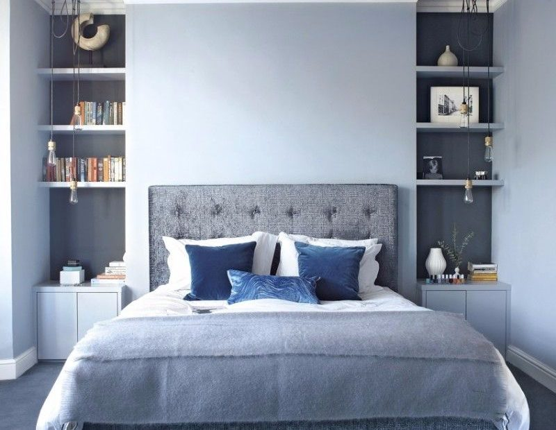 10 Soothing Blue Bedroom Designs Wwwmasterbedroomideaseu