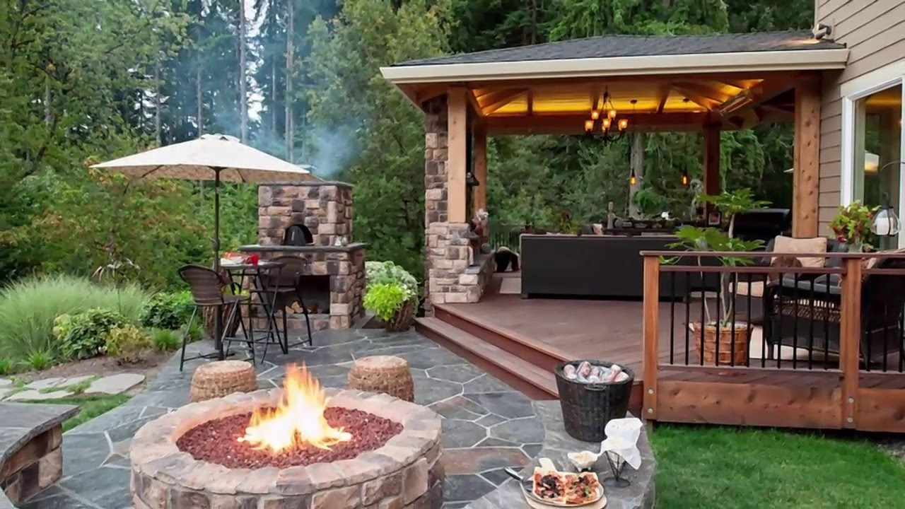 30 Stunning Backyard Patio Design Ideas Youtube – layjao
