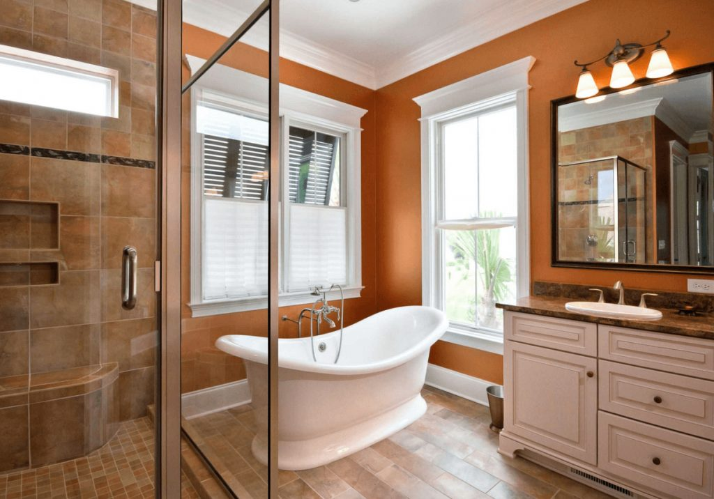 10 Ways To Add Color Into Your Bathroom Design Masterbath