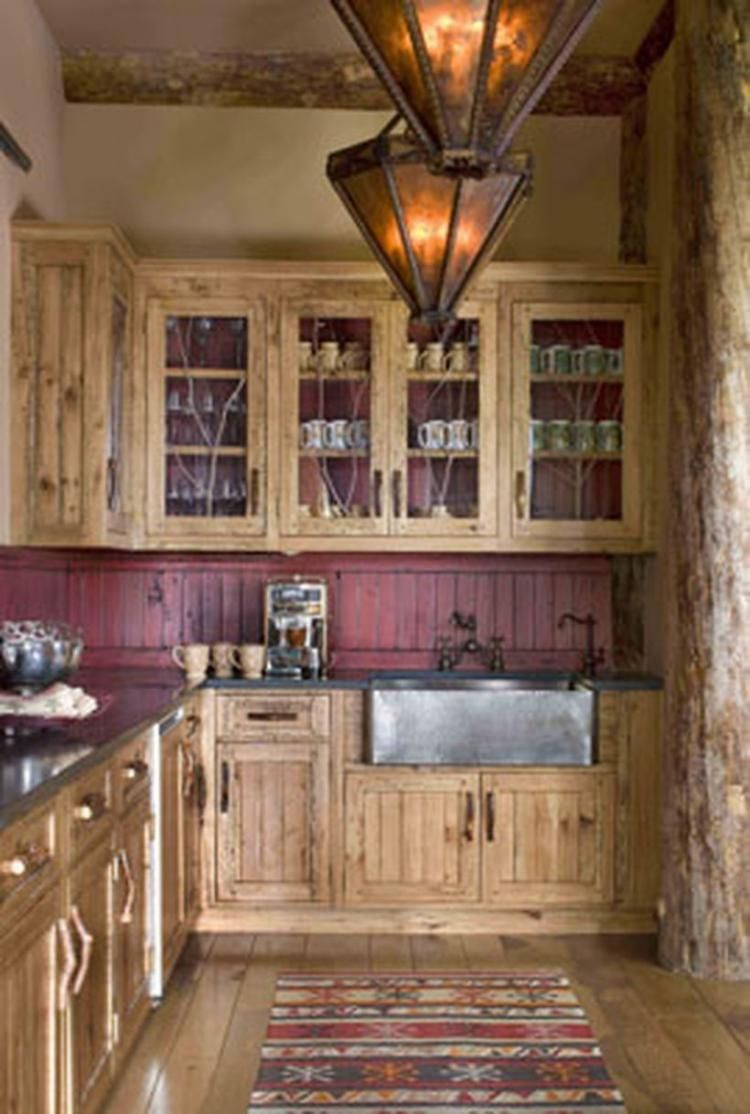100 Best Rustic Western Style Kitchen Decorations Ideas Our Home
