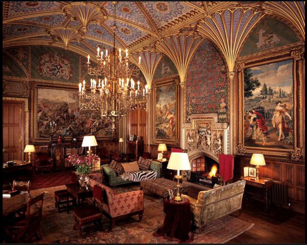100 Living Room Pictures And Ideas Mansions Eastnor Castle