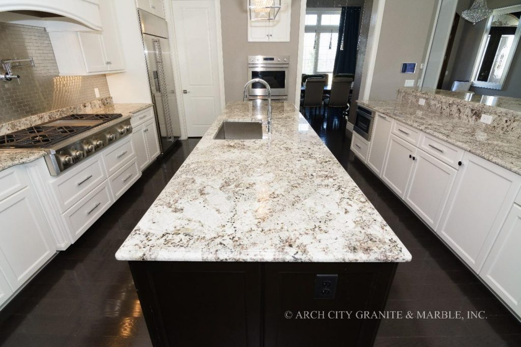 12 Trending White Granite Colors In 2018
