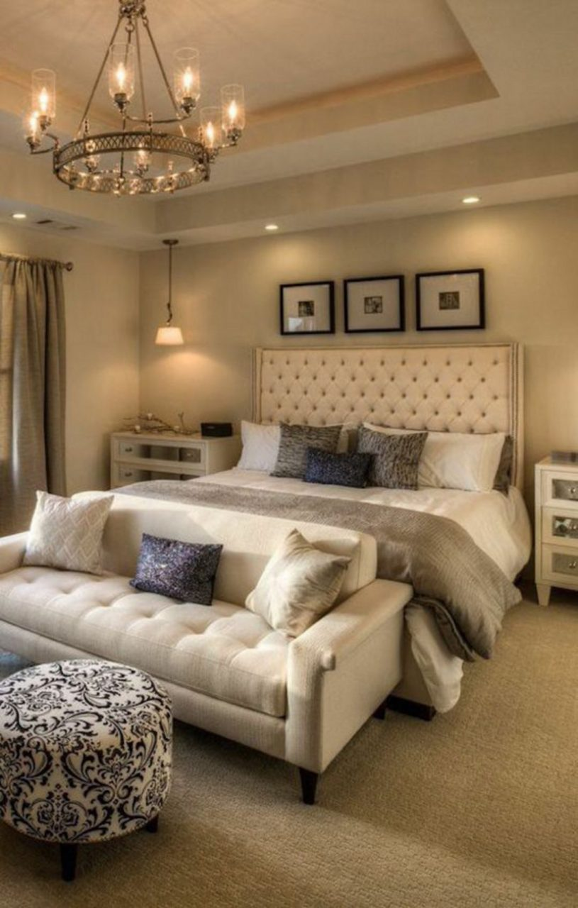 15 Amazing Romantic Master Bedroom Design Ideas You Have To Try