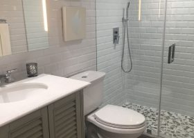 Small Condo Bathroom Designs