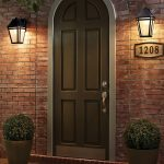 Front Door Outdoor Lighting