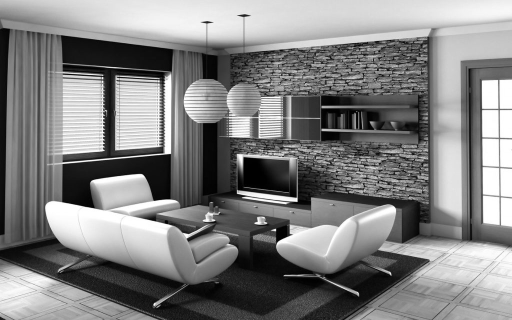 15 Pictures Of Black And White Living Room Designs Ideas Black And