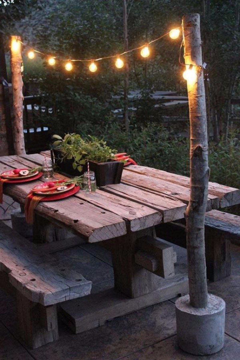 19 Inspiring Backyard And Patio Lighting Project Ideas Homelovr
