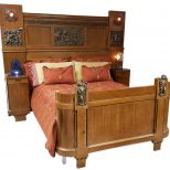1920s Italian Art Deco Bedroom Suite Bedroom Set Original Antique