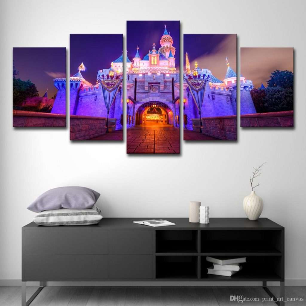 2019 Wall Art Canvas Paintings For Living Room Home Decor Beautiful