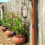 25 Ideas For Decorating Your Garden Fence Diy Landscaping