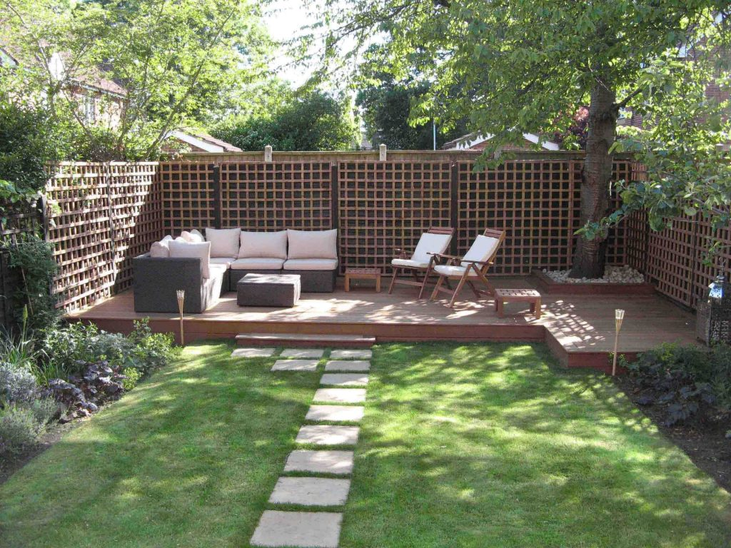 25 Landscape Design For Small Spaces Garden Ideas Small Backyard