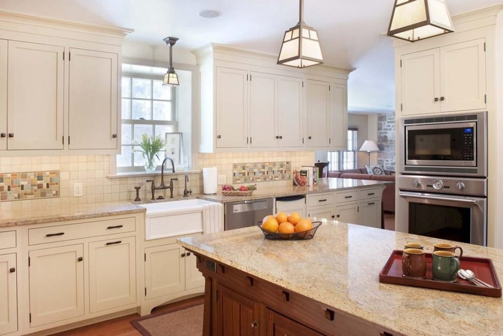 25 Stylish Craftsman Kitchen Design Ideas Home Kitchens