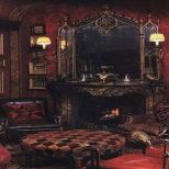 25 Surprisingly Stylish Gothic Bedroom Design And Ideas For The