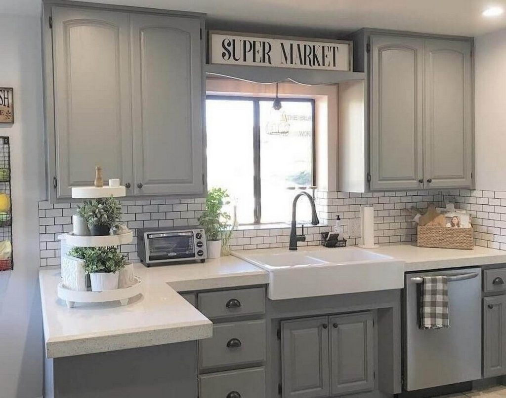 27 Rustic Kitchen Cabinet Makeover Ideas Kitchen Remodel
