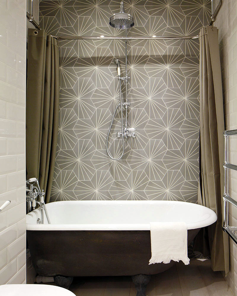 28 Creative Tile Ideas For The Bath And Beyond Freshome