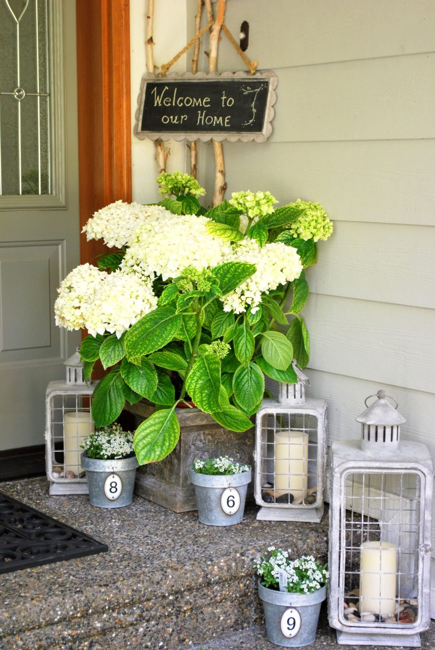 28 Diy Ways To Decorate Your Porch This Summer Crafts Diy