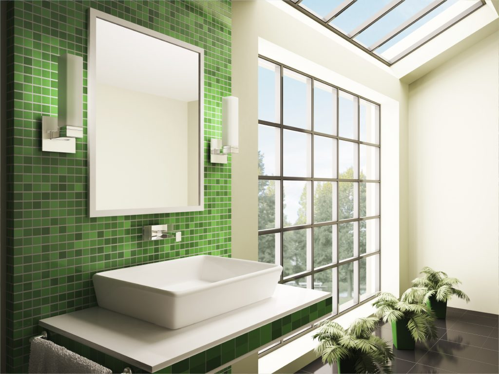 3 Glass Tile Bathroom Design Ideas For Summer Triple S Carpet