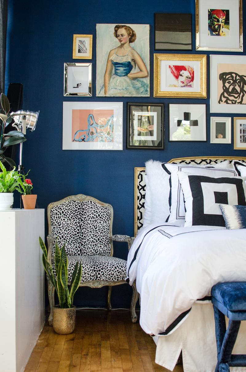 30 Awe Inspiring Bedroom Design Ideas With Gallery Wall Rilane