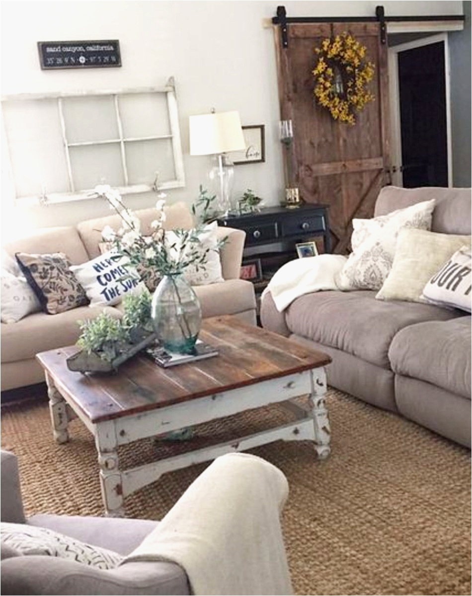 30 Elegant Farmhouse Living Room Ideas You Should Try Diy Home Art