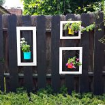 31 Best Garden Fence Decoration Ideas And Designs For 2019