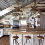 Rustic Farmhouse Kitchen Rugs