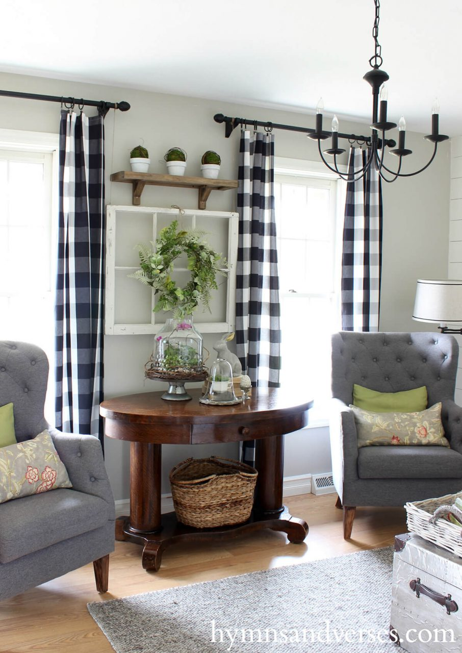 35 Best Farmhouse Living Room Decor Ideas And Designs For 2019