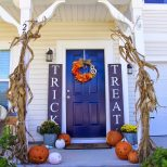43 Best Outdoor Halloween Decoration Ideas Easy Halloween Yard And