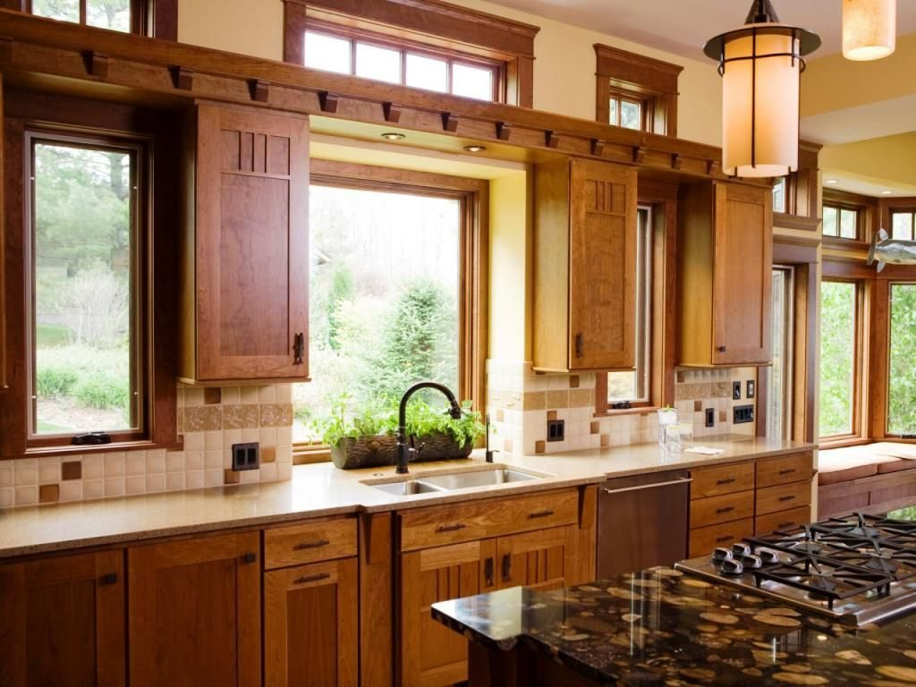 45 Amazing Craftsman Style Kitchen Design Ideas Kitchenboard
