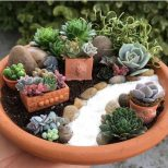45 Magical Diy Succulent Fairy Garden Ideas Decomagz