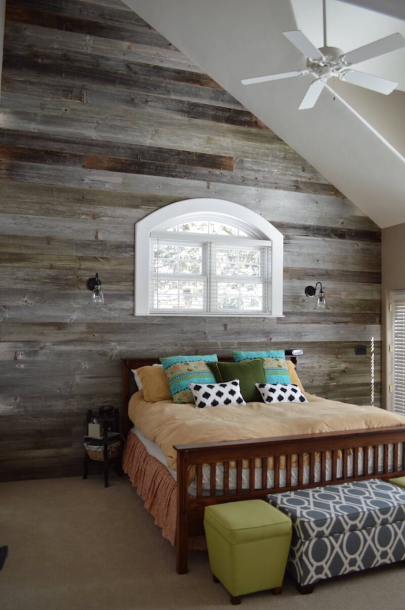 5 Ideas For Rustic Chic Accent Walls Freshome