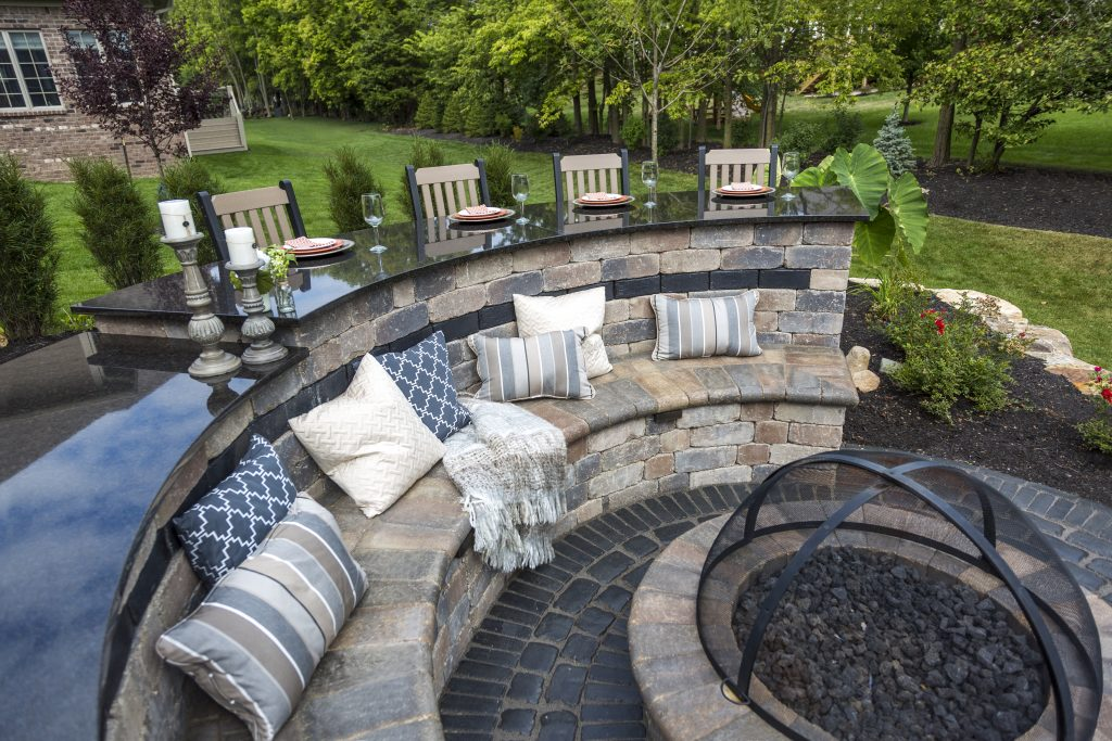 5 Patio Design Ideas For New Jersey Homeowners Unilock