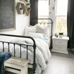 Farmhouse-Style Bedroom Girls